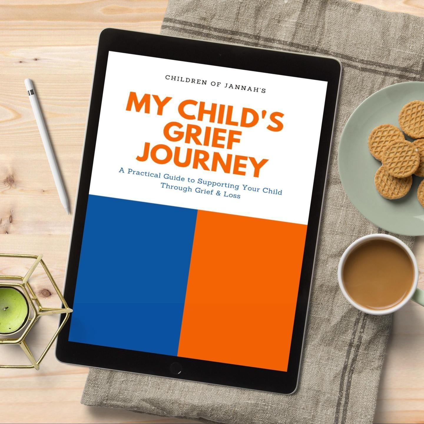 My Child'd Grief Journey