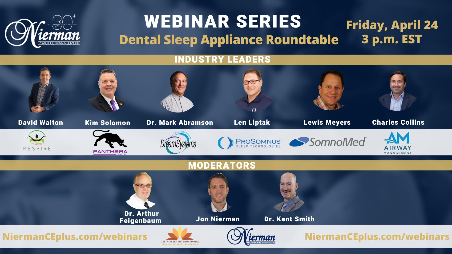 Dental Software Industry Round Table