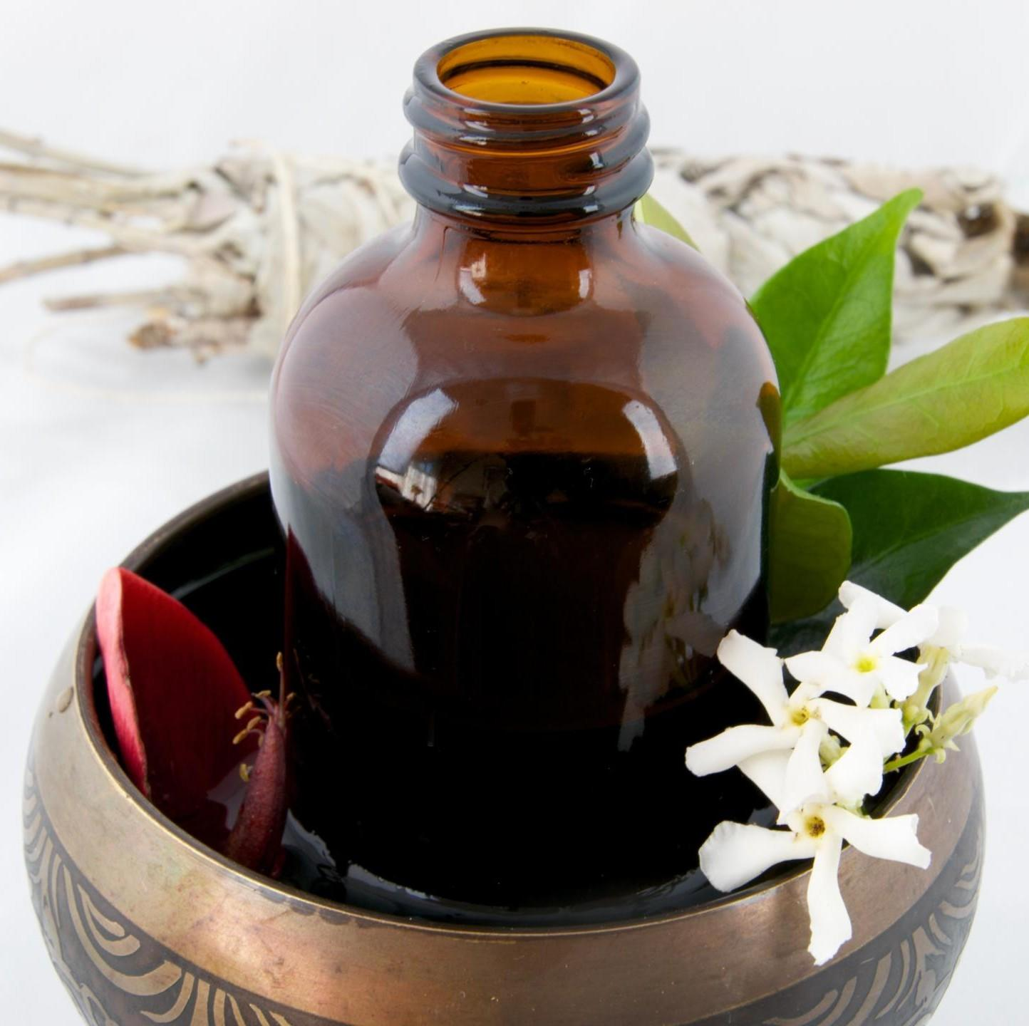 Herbal Teas & Oils
