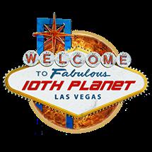 10th Planet Downtown Las Vegas Logo