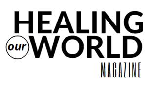 healing our world magazine logo