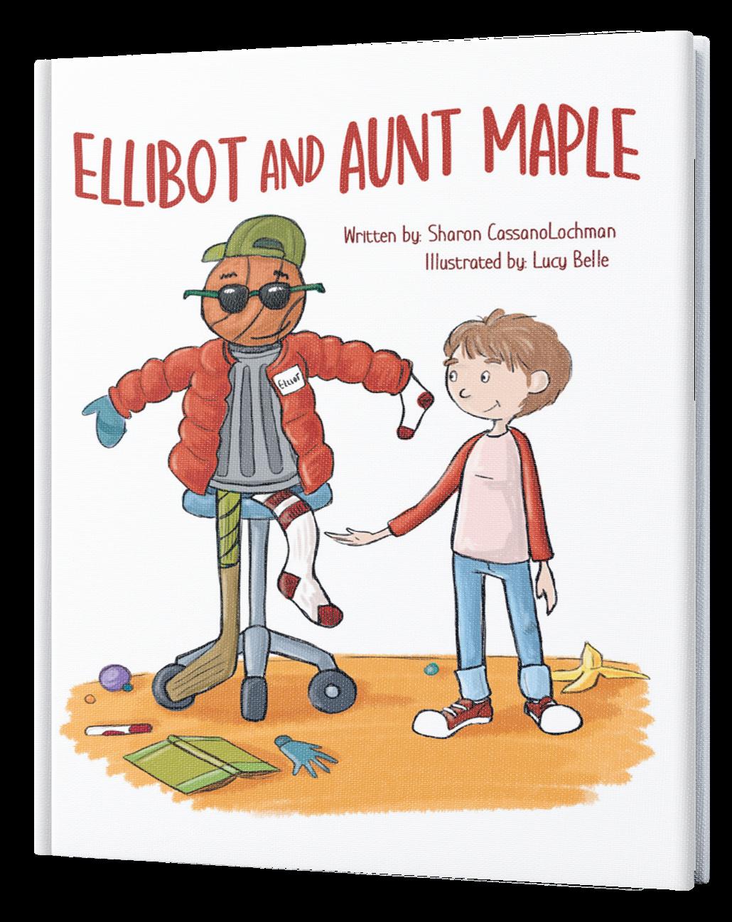 Ellibot and Aunt Maple