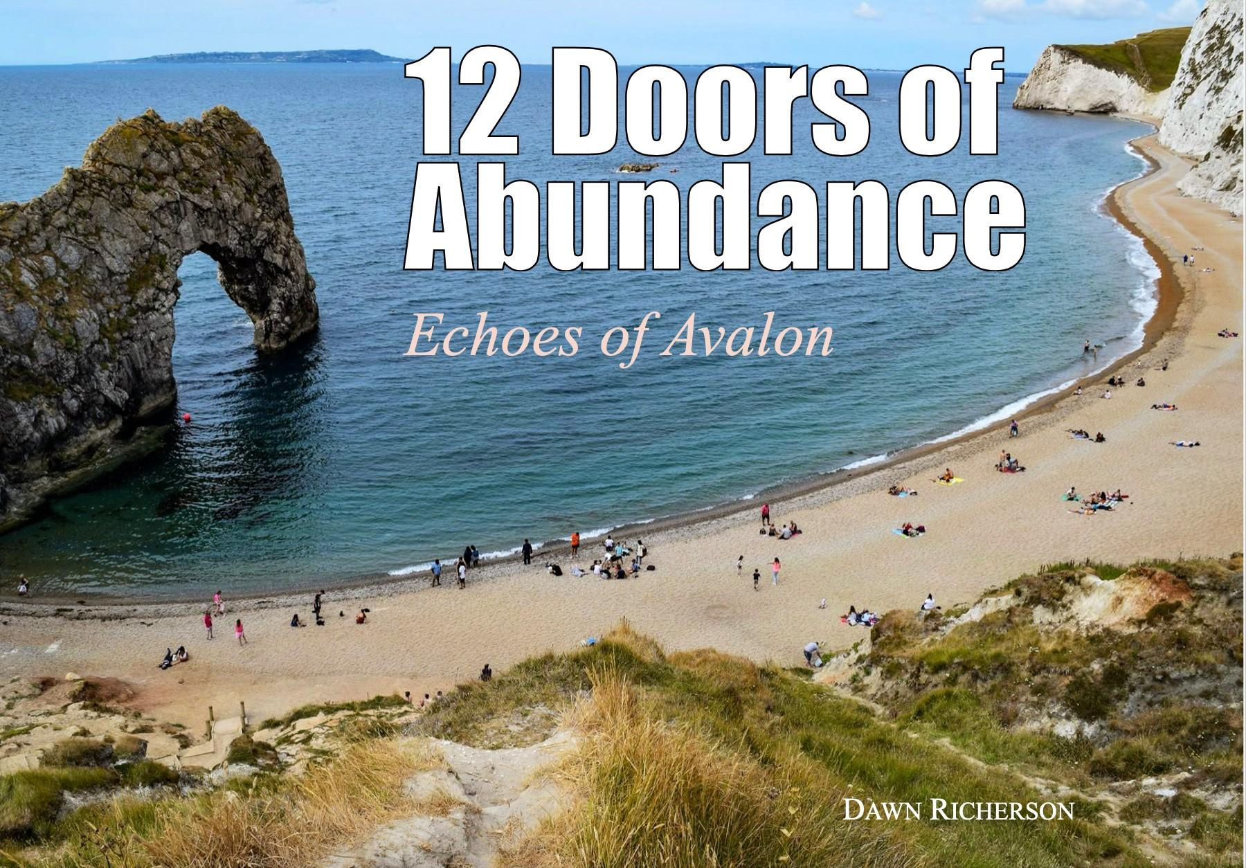 12 Doors of Abundance by Dawn Richerson