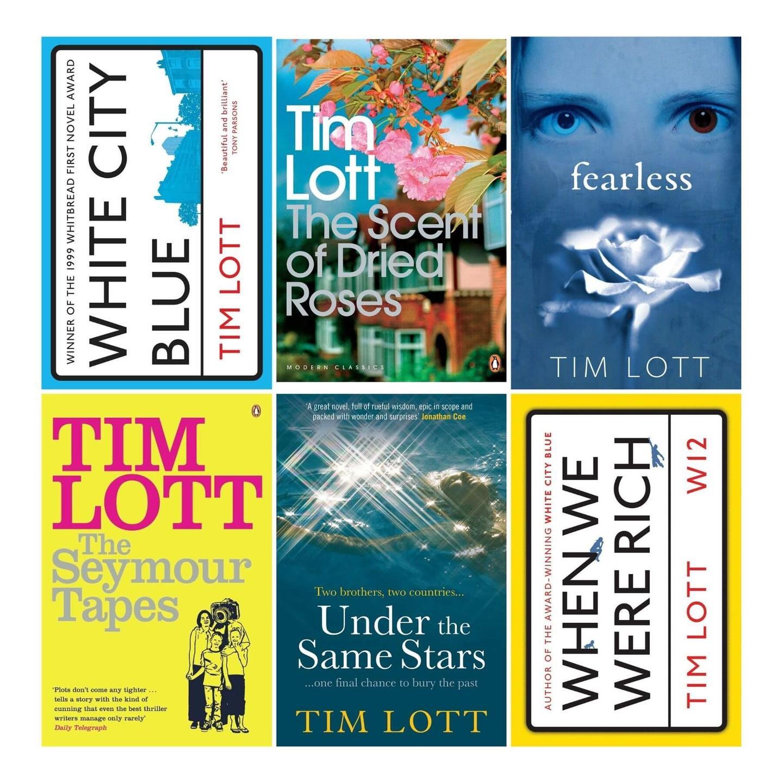 Tim Lott novels
