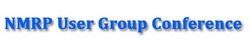 NMRP User Group Conference logo
