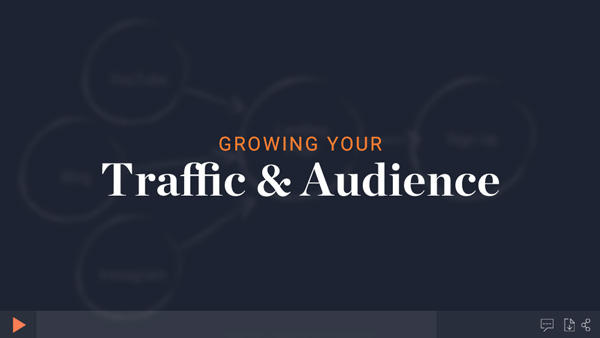 Growing your traffic module thumbnail