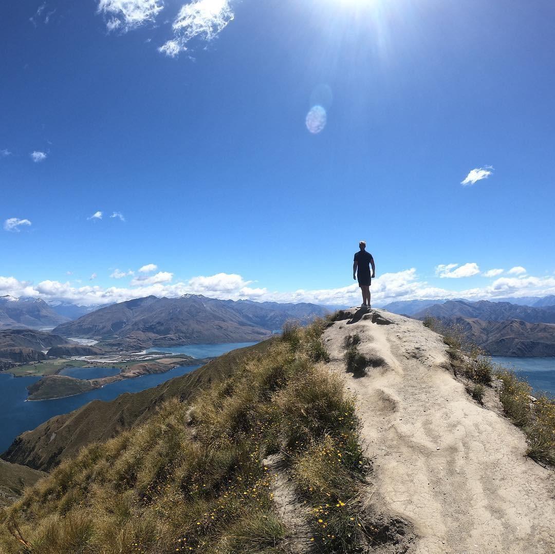 2019, Roys Peak, Nieuw-Zeeland