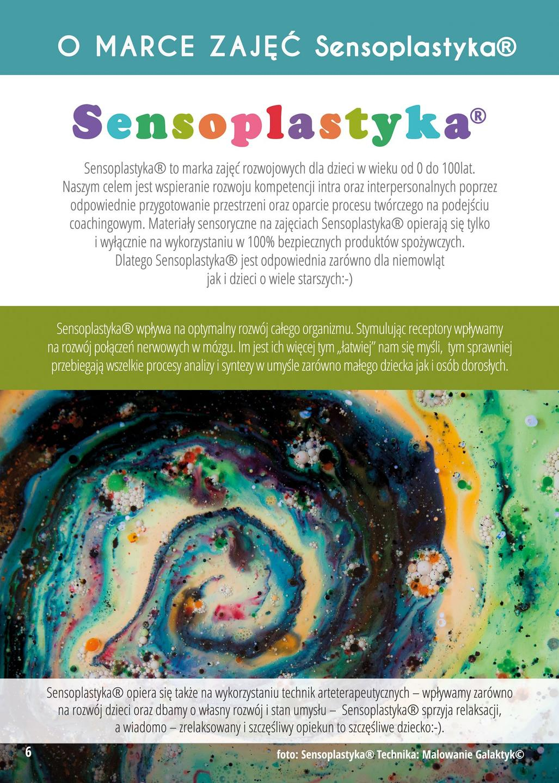 Sensoplastyka® - o marce