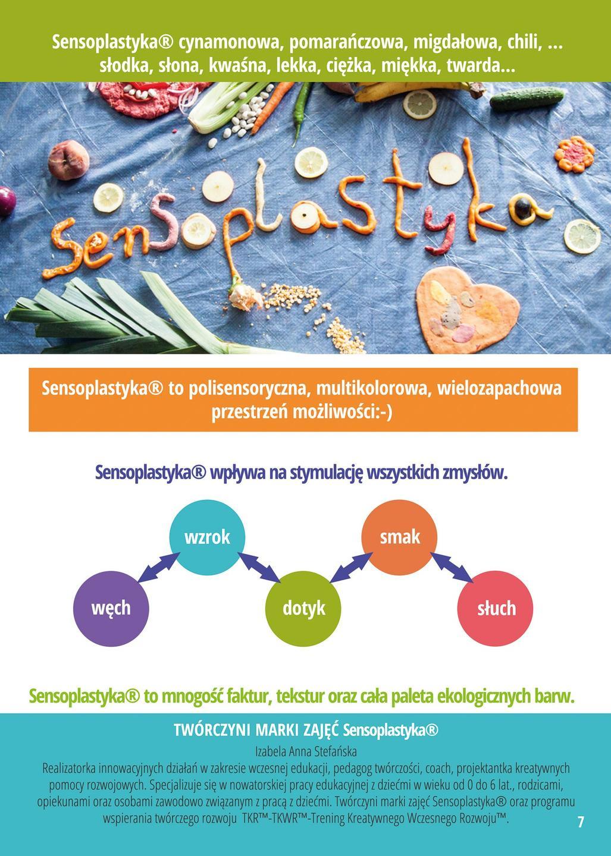 Sensoplastyka®- materiały szkoleniowe