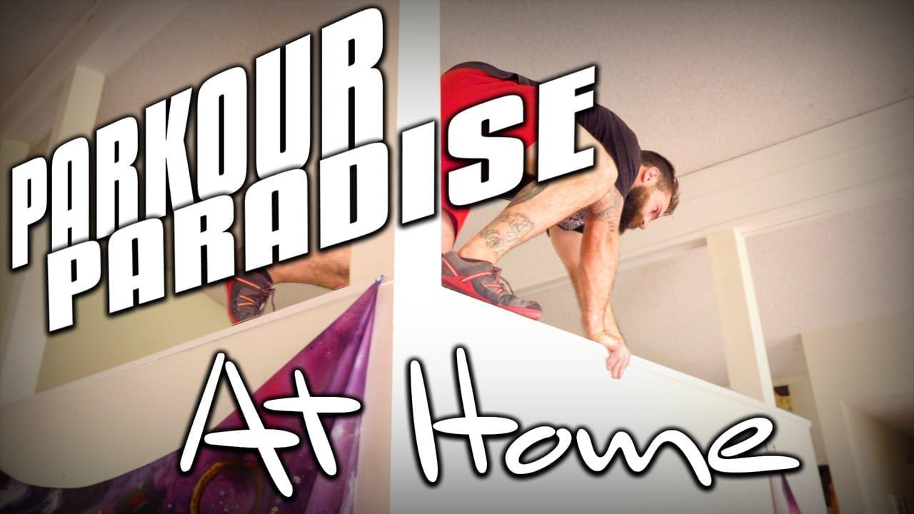 Parkour Paradise at Home   Scout Guide
