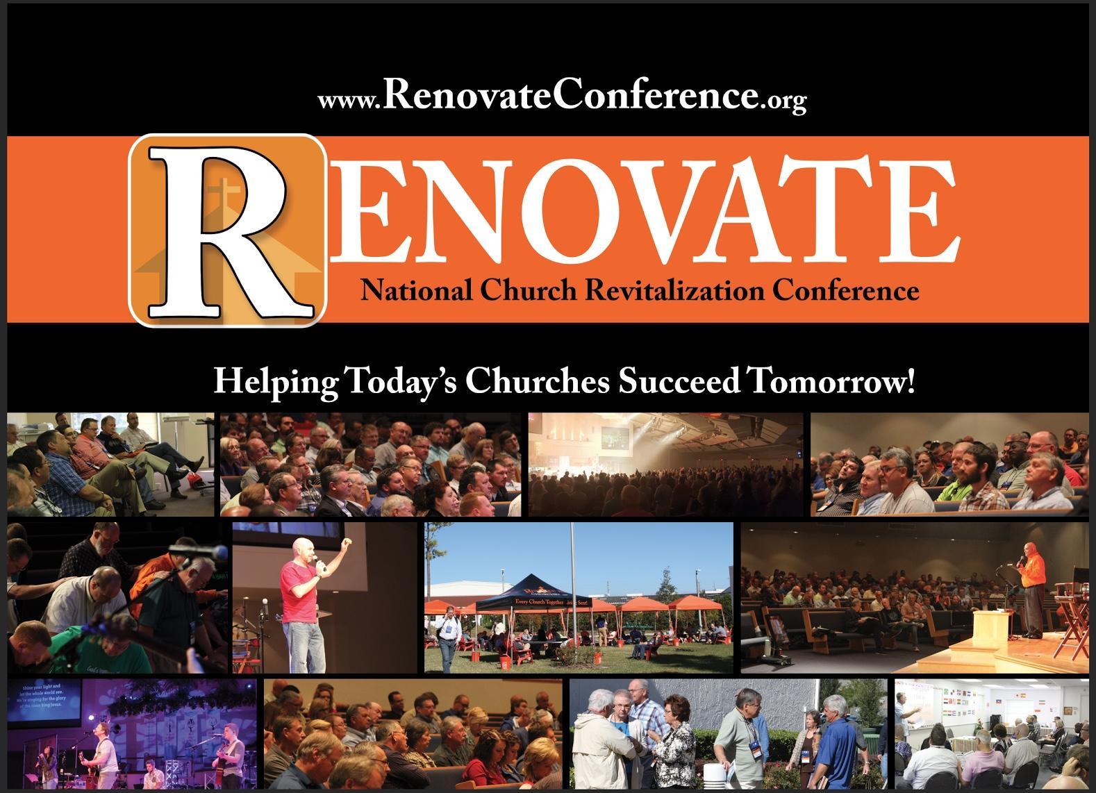 Renovate Church Revitalization Conference