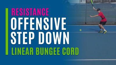 ffensive Step Down (Linear Bungee Cord)
