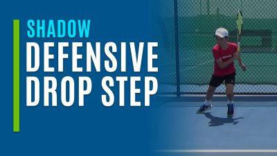 Defensive Drop-Step (Shadow)