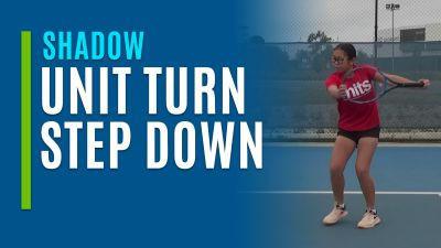 Unit Turn Step Down (Shadow)