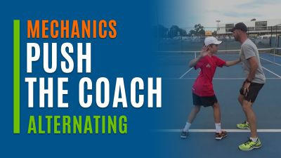 Push the Coach (Alternating)