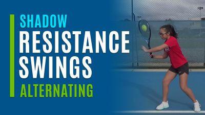 Resistance Swings (Shadow Alternating)
