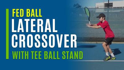 Lateral Crossover (With Tee Ball Stand)