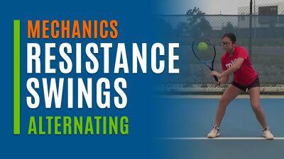 Resistance Swings (Alternating)