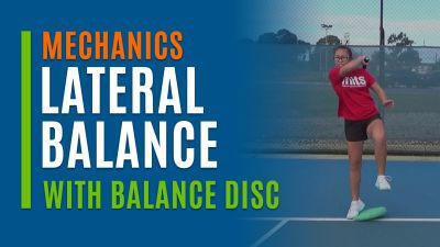 Lateral Balance (With Balance Disc)