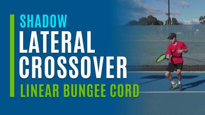 Lateral Crossover (Shadow Linear Bungee Cord)