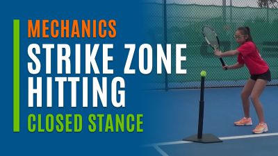 Strike Zone Hitting (Closed Stance)