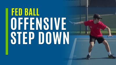Offensive Step Down