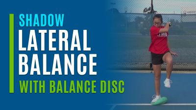 Lateral Balance (Shadow with Balance Disc)