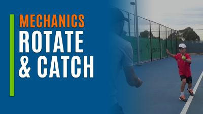 Rotate and Catch