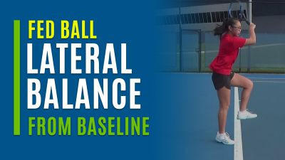 Lateral Balance (From the Baseline)