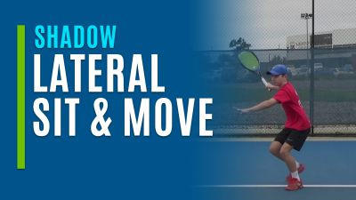 Lateral Sit & Move (Shadow)