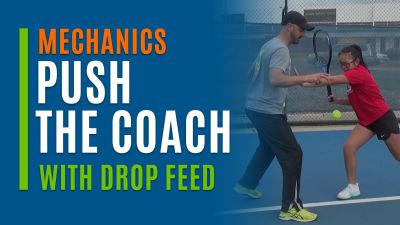Push the Coach (With Drop Feed)