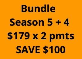 KS Bundle: 5 + 4 - 2 Payments of $179