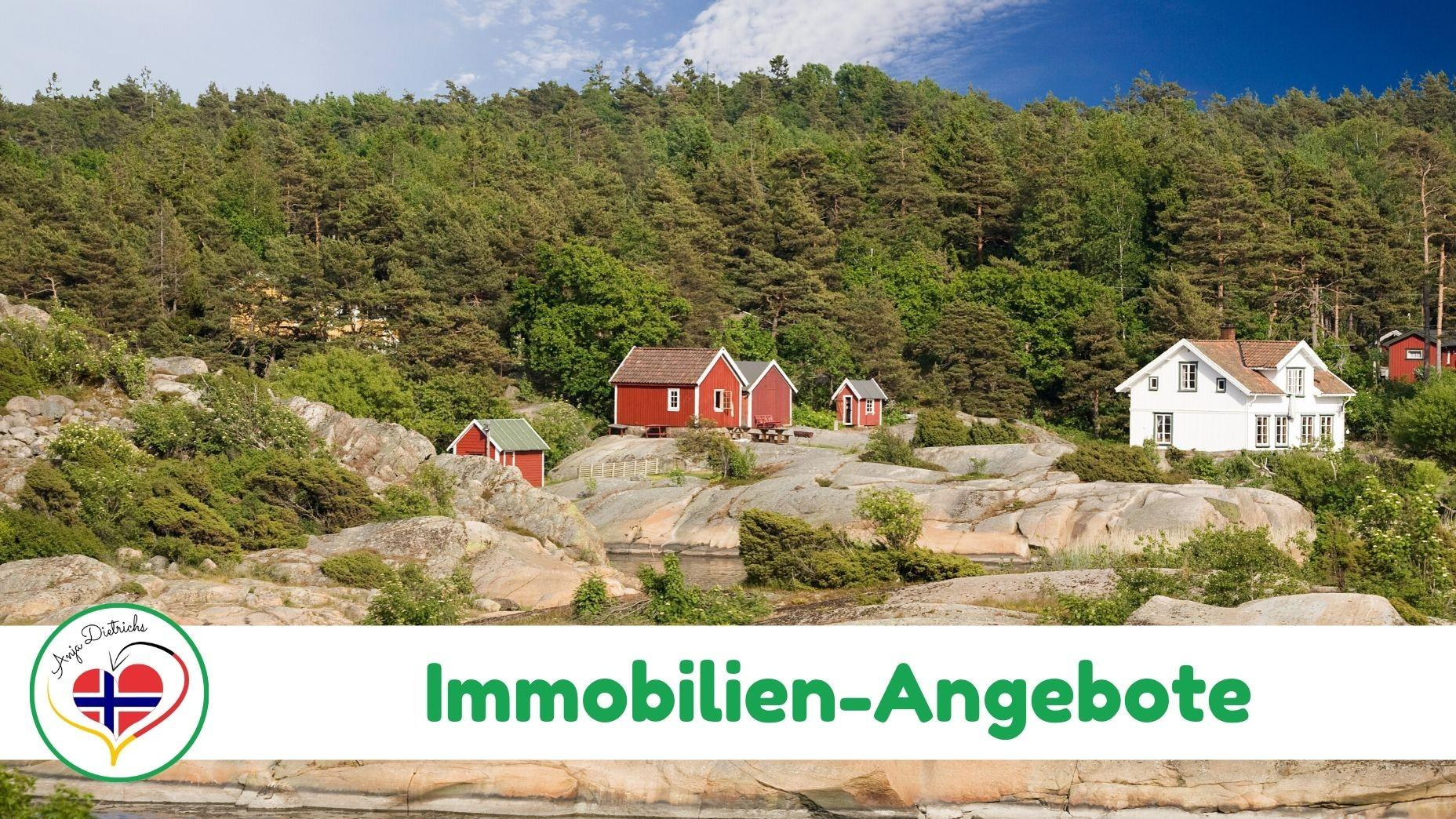 Immobilien-Angebote in Norwegen
