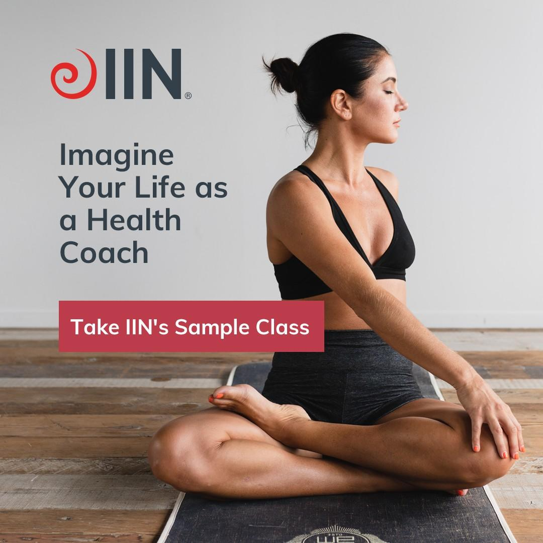 Click here to enjoy a free sample class from IIN