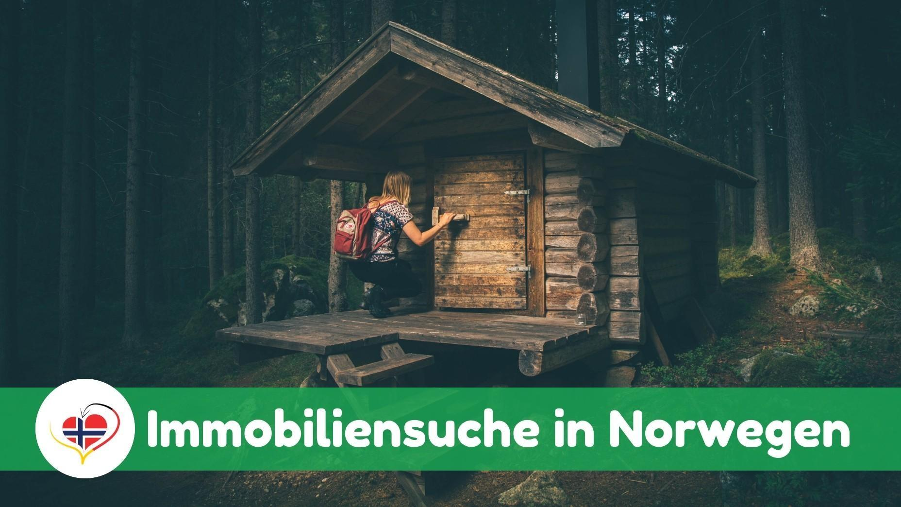 Immobiliensuche in Norwegen