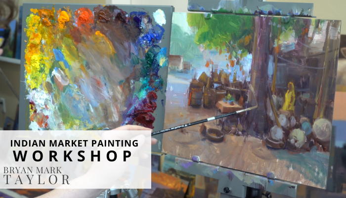 Indian Landscape Painting Workshop