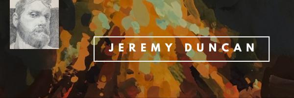Jeremy Duncan workshop