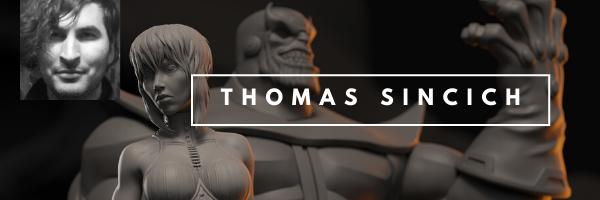 THOMAS SINCICH WORKSHOP