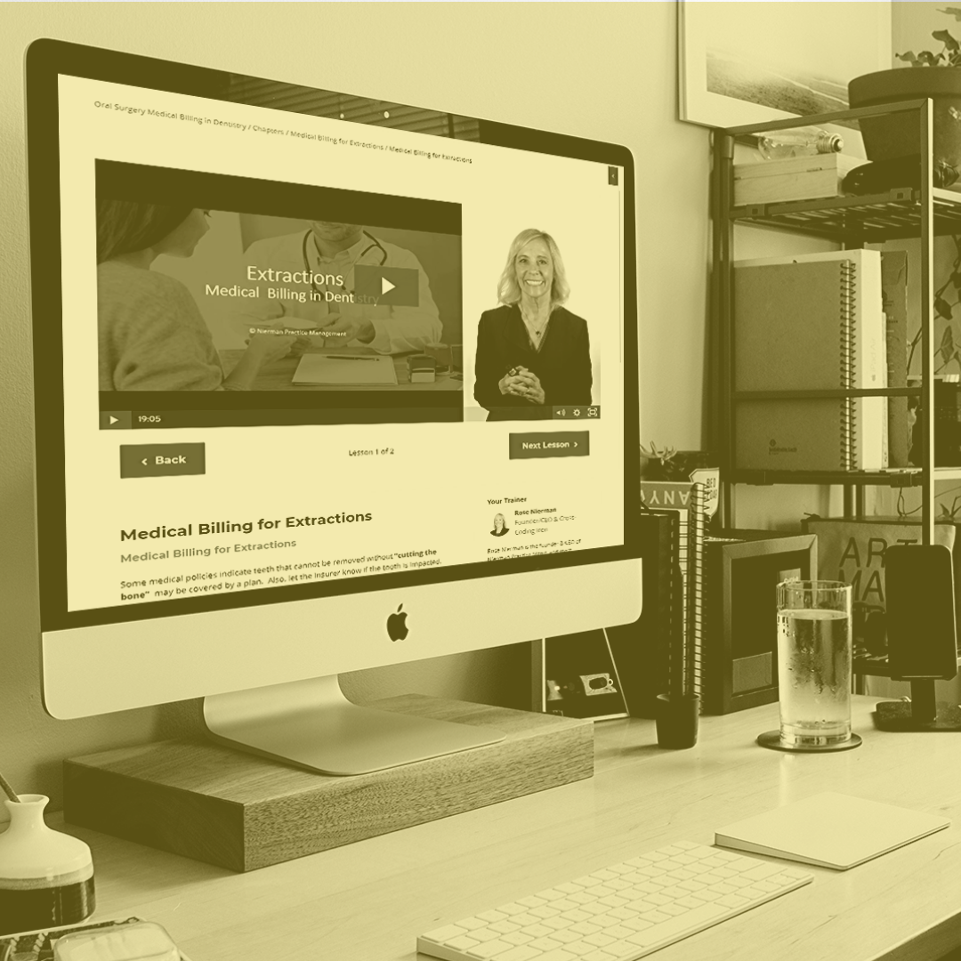 Nierman CE+ Online Medical Billing Store cross-coding online