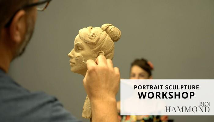 Portrait Sculpture WORKSHOP
