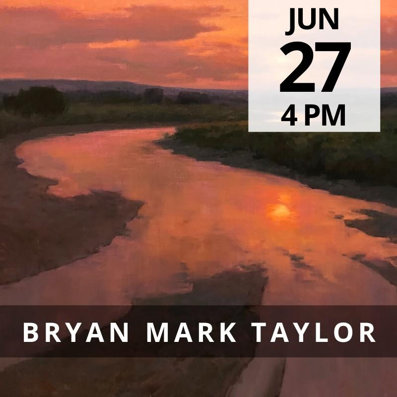 Bryan Mark Taylor Plein Air Workshop