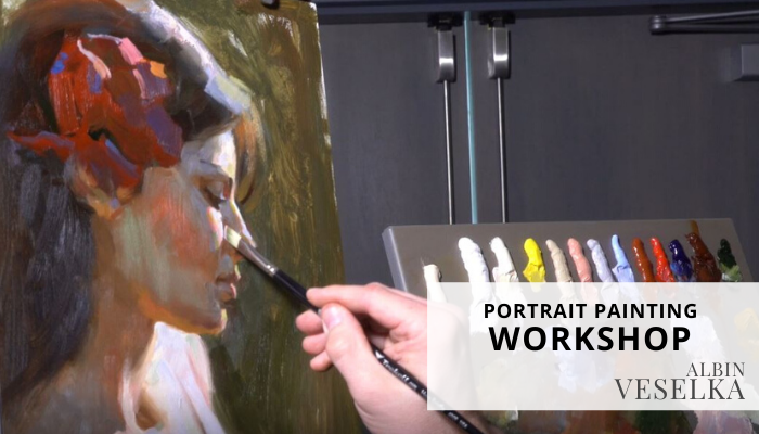 Portrait Painting Course