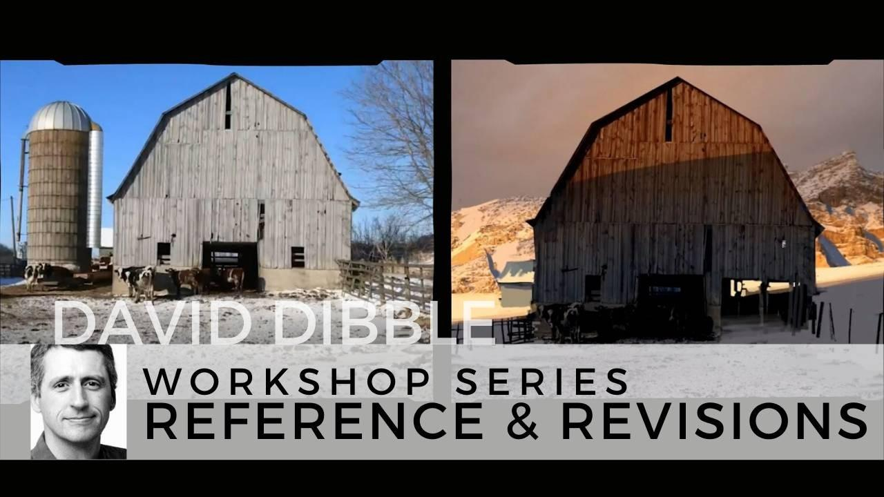 David Dibble Painting Workshop