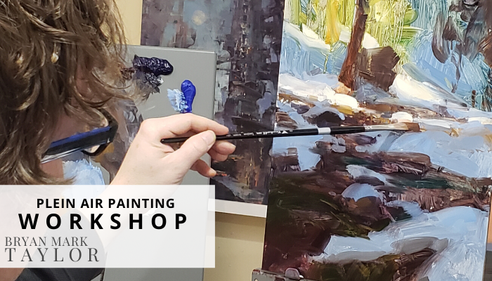 Plein Air Painting Workshop