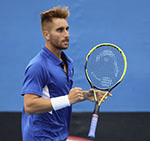 Dane Propoggia - The Tennis Menu