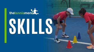 Skills - The Tennis Menu
