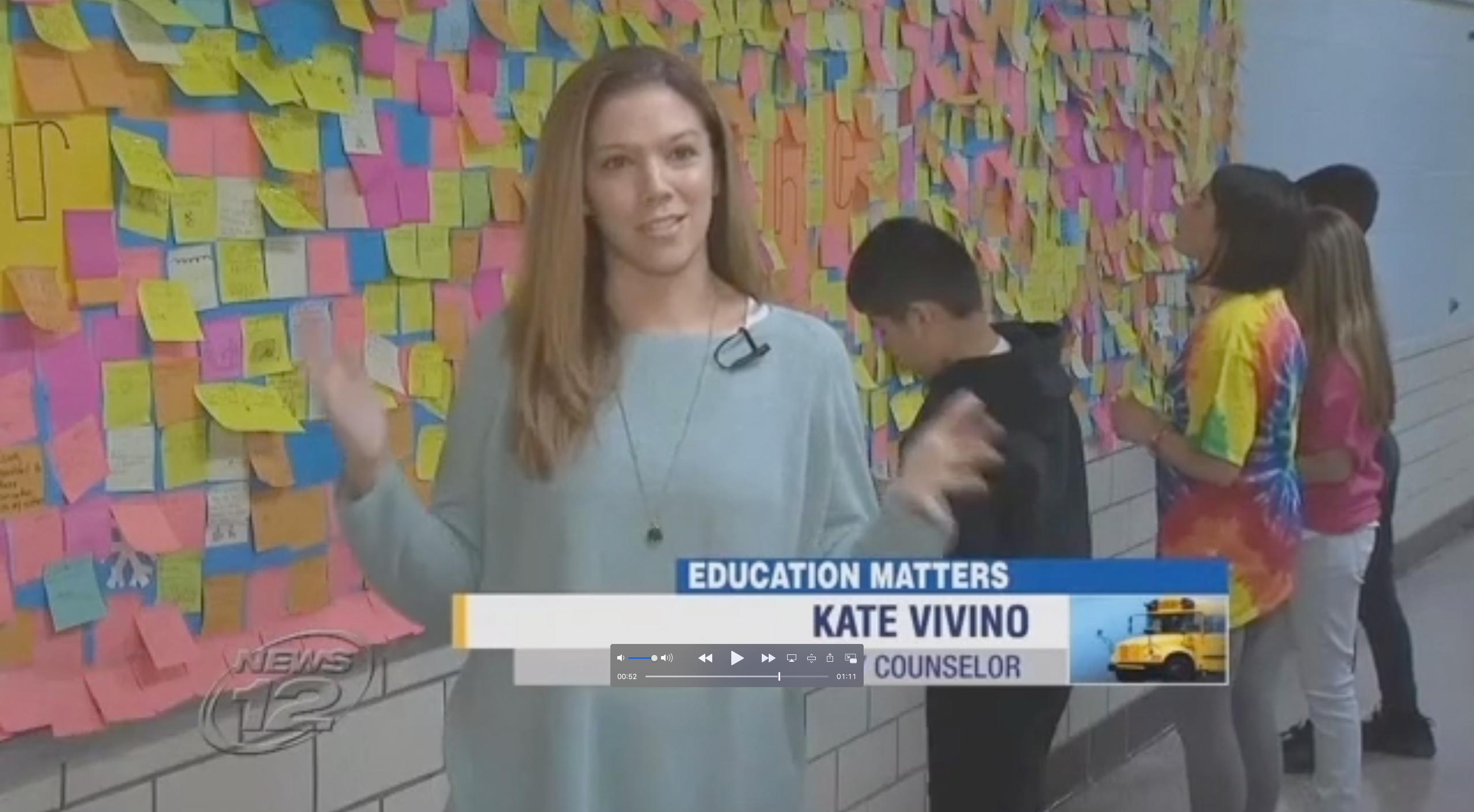 look for the good, gratitude, social emotional learning, SEL, You Matter, Kate Vivino