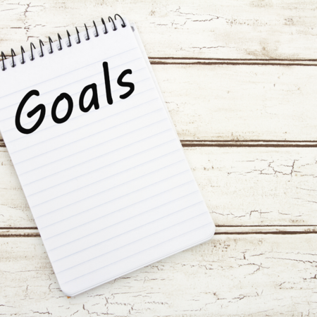 Goal setting and accountability