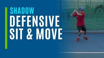 Defensive Sit & Move (Shadow)