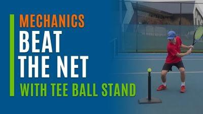 Beat The Net (With Tee Ball Stand)